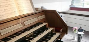 Empore, Orgel, Musik, Gezeitenhaus
