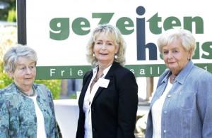 Frau Schäfer und die Inhaberinnen von Schäfer & Co.