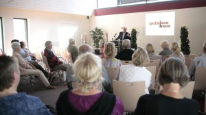Vortrag zum Thema Patientenverfügung